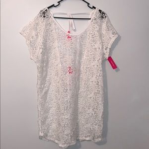 NWT Target Beach/ Swimsuit Cover Up Dress